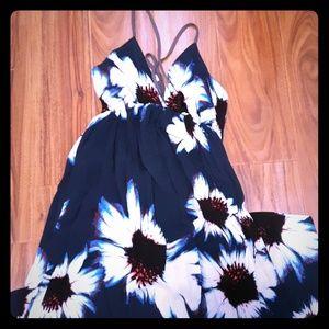 Beautiful flowy floral dress.